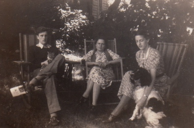 Phil, Gretta, and Gretchen.