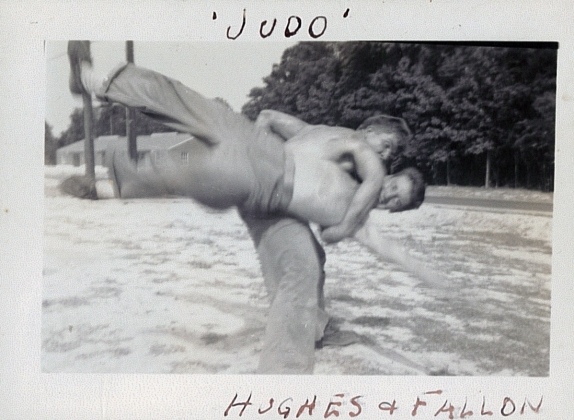 Most, like Andrew Hughes and Tom Fallon, adored their judo classes...
