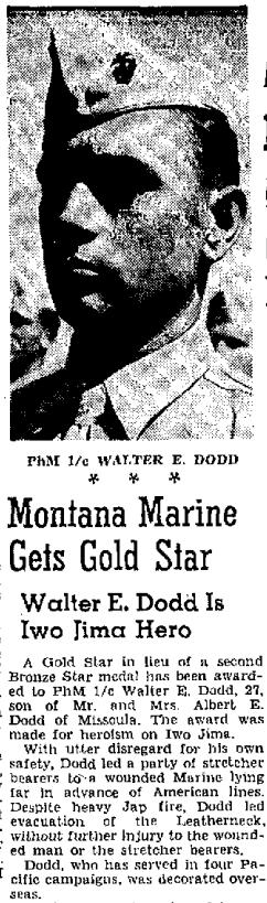 Montana Standard - Sunday, August 26, 1945