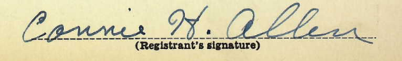 connieallensignature