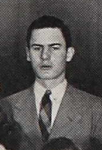 Richard Backstrom, Rufus King High School, 1942.