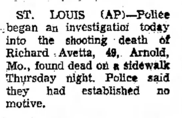 The Daily Capital News, Jefferson City, MO. March 27, 1971.