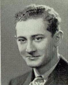 Harry Malley, Senn High School class of 1938.