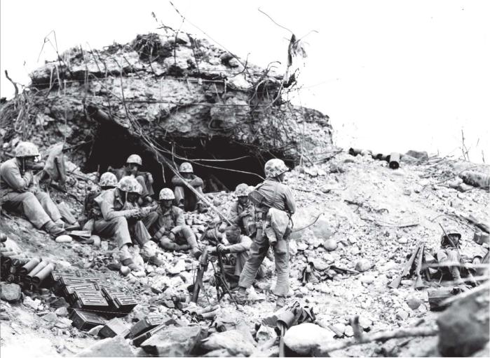 Alternate view. Official USMC photo.