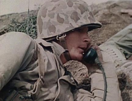USMC combat camera still