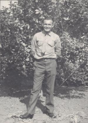 Lawrence Erburu. Photo from Ancestry.com