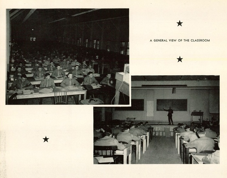 Quantico Classroom