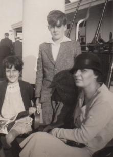 Gretchen, Phil, and Gretta.