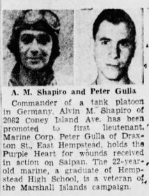 Brooklyn Daily Eagle, 19 November 1944