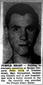 Long Island Daily Press, 13 November 1944