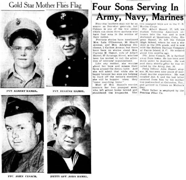 The Times Record (Troy, NY) 15 June 1942