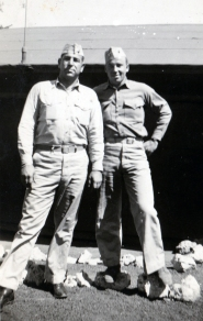 """Winker & Me, 1945 May"""