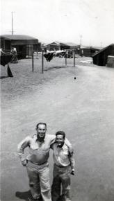 """""""Me – Lewis, 15 July 1945"""""""