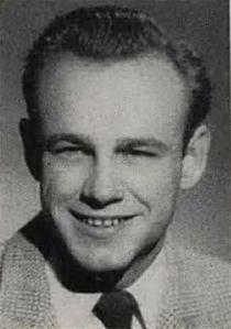 Dean Morey at the University of Arizona, 1946.