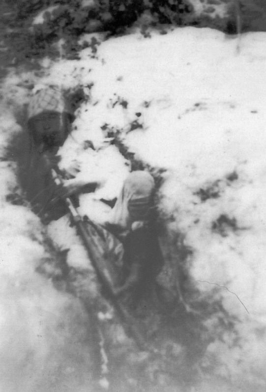 """Jap body, Saipan. Never surrendered."""