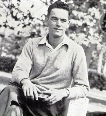 At USCLA, 1946.