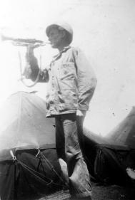 Charles F. Buck, C/1/24 field music.