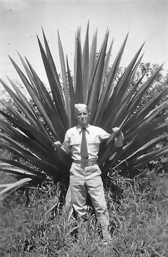 Pharmacist's Mate Charles R. Cochrane.