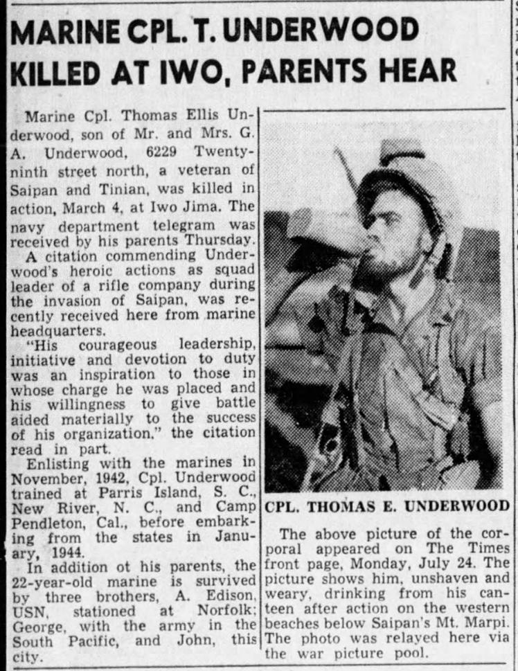 underwood_TE_Tampa_Bay_Times_Sat__Mar_31__1945_