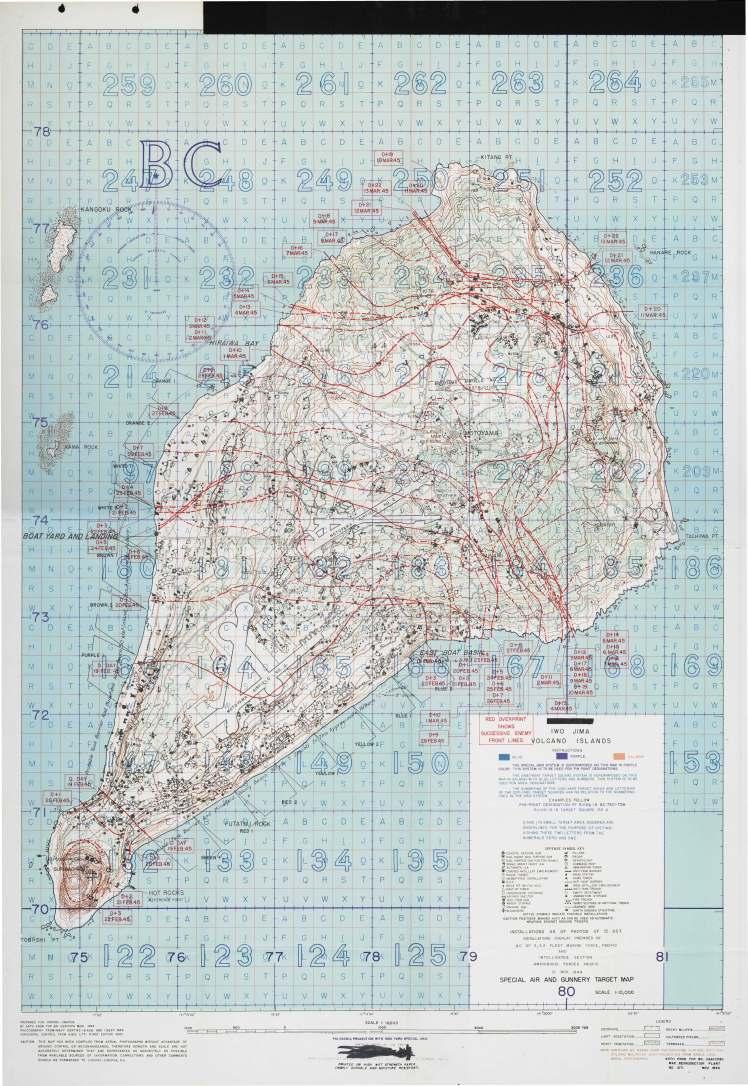 Iwo Progress Map